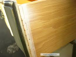 Kent Coffey French Provincial Dresser by Vintage Kent Coffey French Provincial Dixie Style Maple Dresser 9