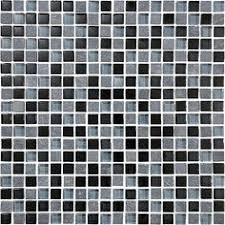 bliss iceland and glass square mosaic tiles tiles