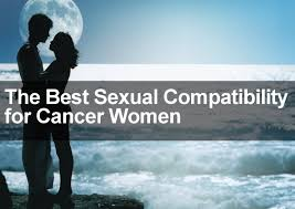 which sign is the most sexually compatible for the cancer woman