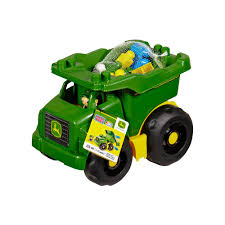 John Deere First Builders Dump Truck Set By Mega Bloks, Multicolor ... Ertl John Deere 400d Adt Dump Truck Nib 150 Scale 2300 Pclick John Deere Toys Monster Treads At Toystop Toys Mascor Online Clothing And Gifts Automotive Tractor Dump Truck Motorized Movement Up And Mega Bloks From Youtube Plastic Toy Front Loader 25 Similar Items Articulated Trucks For Sale Us 38cm Big Scoop Big W 150th High Detail 460e Adt New Preschool Spring A Sweet Potato Pie Yellow 3d Cgtrader Toy Vehicles