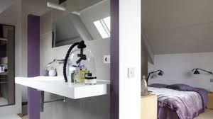 chambre salle de bain ouverte suite parentale chambre avec salle de bains plan dressing