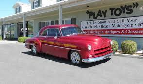100 1952 Chevrolet Truck Bel Air 2 Door Hardtop
