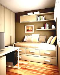 Small Bedroom With Beds Modern Ideas Tips To Create Comfortable Design Aida Homes Storage Also Bookshelf