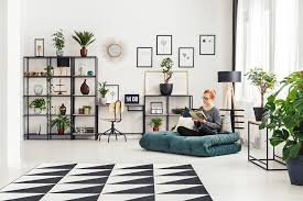 reading corner in the living room design ideas and