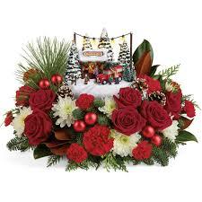Thomas Kinkade Christmas Tree by Kinkade Family Tree Bouquet Kremp Com