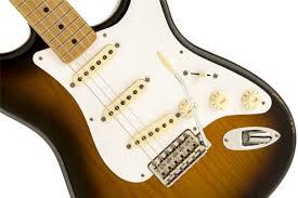 Fender Road WornR 50s StratocasterR Maple Fingerboard 2 Color