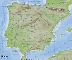 Where Did The Lusitania Sink Map by The Influence Of The Romans In Mérida Spain The Aqueducts