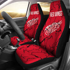 Best Car Truck Seat Covers Detroit Red Wings Ice Hockey Logo Crack ... The 1 Source For Customfit Seat Covers Covercraft 2 Pcs Universal Car Cushion For Cartrucksuvor Van Coverking Genuine Crgrade Neoprene Best Dog Cover 2019 Ramp Suv American Flag Inspiring Amazon Smittybilt Gear Black Chevy Logo Fresh Bowtie Image Ford Truck Chartt Seat Covers Chevy 1500 Best Heavy Duty Elegant 20pc Faux Leather Blue Gray Full Set Auto Wsteering Whebelt Detroit Red Wings Ice Hockey Crack Top 2017 Wrx With Airbags Used Deluxe Quilted And Padded With Nonslip Back
