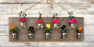 9 Unique DIY Planters - How To Make A Planter Painted Flower Pots For The Home Pinterest Paint Flowers Beautiful House With Nice Outdoor Decor Of Haing Creative Flower Patio Ideas Tall Planter Pots Diy Pot Arrangement 65 Fascating On Flowers A Contemporary Plant Modern 29 Pretty Front Door That Will Add Personality To Your Garden Design Interior Kitchen And Planters Pictures Decorative Theamphlettscom Brokohan Page Landscape Plans Yard Office Sleek