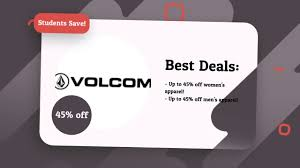 50% Off Volcom Coupons & Promo Codes [February ] Midwest Tennis Coupons Jct600 Finance Deals Holabird Sports Linkedin Half Price Books Marketplace Coupon Code How Thin Coupon Affiliate Sites Post Fake Coupons To Earn Ad Asics Promo Wwwirishpostofficesorg For Express Printable Db 2016 Go Athletic Apparel Outdoors Promotional Codes Disuntde2016com Gu Energy Scottrade Promo Code Crazyshirts