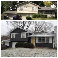 100 Bi Level House Pictures Our Splitlevel Siding Makeover I Had The Hardest Time Finding