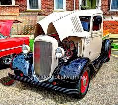 100 1934 Chevy Truck Old Photo Chevrolet Auto Show EBay