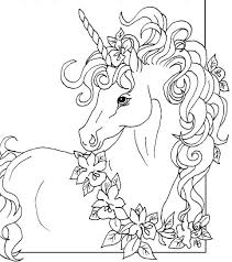 Coloring Pages For 8 Year Olds Plus The Last Unicorn Unicorns And Adult Kids Sheets Books