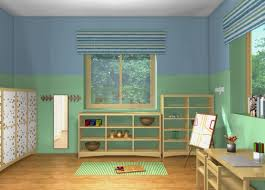 How to Create a Montessori at Home Environment