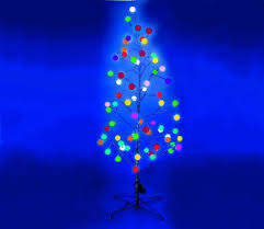7ft Fibre Optic Christmas Tree Ebay by Clearance Festive 1 20m 4ft Fibre Optic Twig Tree With Colour