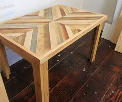 Most Up To Date Rustic Style Coffee Tables Inside Diy Table With Reclaimed