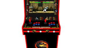 Mortal Kombat Arcade Cabinet Plans by Mortal Kombat 815 Games Upright Arcade Machine Arcadecity