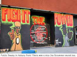 Joe Strummer Mural Address by West Long Branch On Screen In Person Page 2