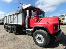 100 Mack Dump Trucks For Sale 1995 DM690S Truck Phillipston MA TK038