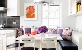 King Lane Breakfast Nook With Decorate Small Dining Room No Windows