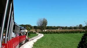 Bengtson Christmas Tree Farm by Kuipers Family Farm New Train For 2016 Youtube
