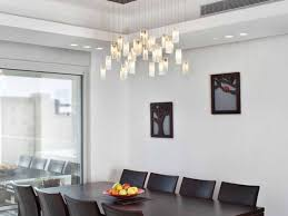 Fabulous Contemporary Dining Room Chandeliers Modern Chandelier