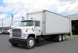 Ford L9000 26 Foot Box Truck | Gallery | Eastern Surplus
