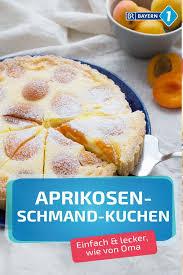 aprikosenkuchen rezepte für aprikosen schmandkuchen br de