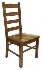 LARSON MISSION CHAIR : FSA-1700/1701 : Dining Furniture : Chairs ...