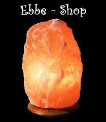 salzle 9 12 kg salzkristall le salzleuchte salzstein nachttischle ebay