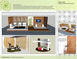 100 Heidi Mendoza Set Design By At Coroflotcom