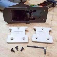 Bostitch Flooring Stapler Base Plate by Numax Sfl618 3 In 1 Pneumatic Flooring Stapler Nailer With White
