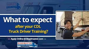 100 Las Vegas Truck Driving School What To Expect After Your CDL Training Roadmaster Drivers Blog