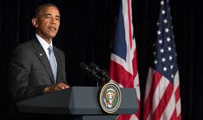 Exiting President Obama tells May you re STILL at back of the