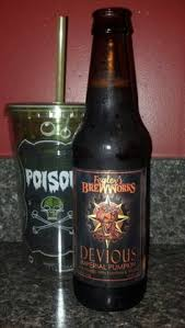 Troegs Master Of Pumpkins by Nosferatu Great Lakes Brewing Co Super Tasty 8 Awesome Vampire