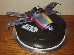 wars x wing fighter cake cakecentral