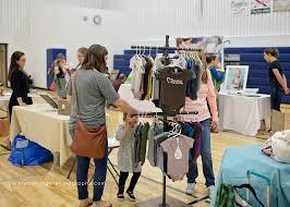 A DIY Clothing Vendor Display Rack