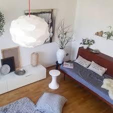 vintage wohnzimmer skandi interior daybed teak