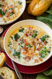 Zuppa Toscana Soup Olive Garden Copycat Recipe} Cooking Classy