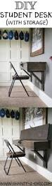 Diy Corner Desk With Storage by 25 Best Floating Desk Ideas On Pinterest Industrial Kids