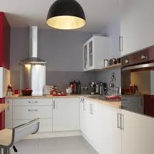 cuisine blanc laqué pas cher cuisine blanc laqué pas cher galerie et cuisine avec photo