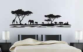 home décor afrika safari savanne serengeti löwe tiere