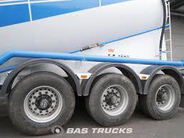 100 German Trucks Lider 35m3 Cement Silo Docs Semitrailer 23900 BAS