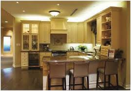 unthinkable kitchen cabinet top lighting shining redecor your