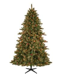 Pre Lit Flocked Christmas Tree by Berkeley Fir Gold Flocked Glitter Christmas Tree Tree Classics