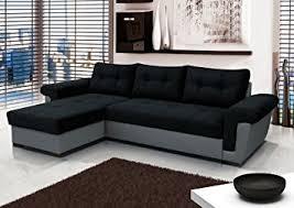 corner sofa bed with storage amazon co uk kitchen home