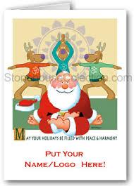 3 Peace And Harmony Santa