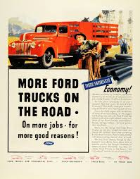 More Ford Trucks On The Road • On More Jobs • For More Good Reasons ...