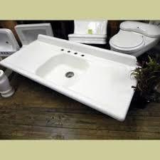 Whitehaus Farm Sink Drain by Whitehaus Apron Front Farm Sink Alcove With Drain Board 36 X 20 X