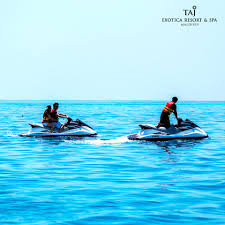 100 Taj Exotica Resort And Spa Pick Your Choice Of Water Sports In This